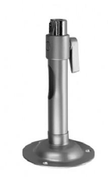 LUPUSCAM Standfuss aus Aluminium fuer Ueberwachungskameras