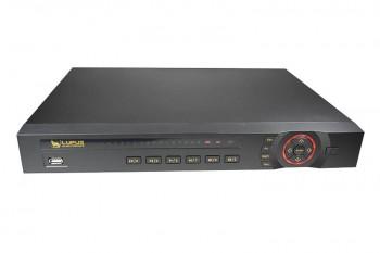 LUPUSTEC - LE808HD 8 Kanal DVR