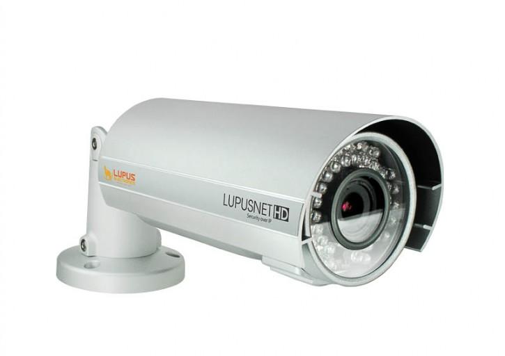 LUPUSNET - LE934 HD Plus PoE Netzwerkkamera außen