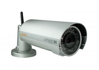 LUPUSNET LE933 HD PLUS WLAN Netzwerkkamera außen