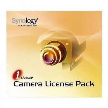 Synology- 1 Kameralizenz