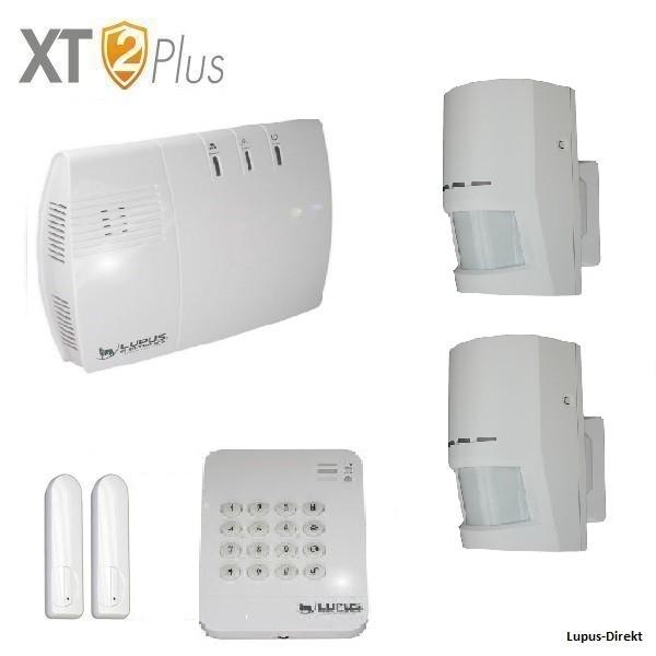 LUPUSEC - XT2 Plus Comfort Starter Pack