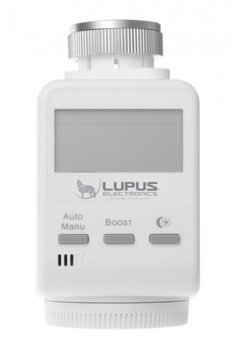 LUPUSEC - V2 Heizkörperthermostat V.2018