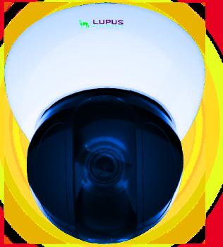LUPUSNET - LE 203 WLAN Kamera