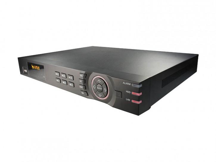 LUPUSTEC - LE816HD V2 16 Kanal DVR