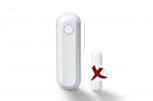LUPUSEC - Mini Fenster-/Türkontakt V2Diese Kontakte sind nur in Verbindung mit Kauf einer XT2 Plus Zentrale und einer Mindestmenge von 5 Stück zu erwerben. Es handelt sich um Original LUPUSEC Tür-Fensterkontakte, welche durch einen sog. Slimline Magneten folgende verbesserte Anbringungsmöglichkeiten mit sich bringenEntfall des platzraubenden Magnetteiles welche bei Anbringung von Kontakt und Magnet min 4 cm erfordert ( Magnet ist weiterhin im Lieferumfang enthalten )Durch die Anbringung des Slimlinemagneten an die Stirnseiten von Fenstern und Türen und der Türkontakt selber auf dem Tür-Fensterrahmen montiert, sorgt für ein harmonisches Bild.Dieser unterscheidet sich in keinster Weise von der anderen Kontakten. Diese Kontakte werden nur in Internetkäufen offeriert, nicht in Projekten.Türkontakt plus Magnet nebeneinander in herkömmlicher Art > 40mm , mit Slimline 30 mm, der entscheidende Unterschied in den meisten Fenstermassen zwischen Fensterrahmen und Wand/Fensterbrett.Der Slimline Magnet muss 1.5-3mm gegenüber dem Magnetkennungsfläche am Türkontakt angebracht werden. Es gibt hierzu keine seperate Beschreibung im Handzettel des Artikels. Der Slimlinemagnet ist 4 cm lang und 1 cm breit und hat eine Höhe von 1mm.Auf Anfrage können wir auch die Tür/Fensterkontakte in anthrazit und braun mit Slimlinekontakten versehen.Zum Anbringen der Klebestreifen bitte klicken Sie hier :http://shop.lupus-direkt.de/media/images/org/V2-Tuerkontakt-Klebestreifen.MP4