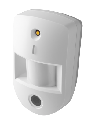 LUPUSEC - PIR Netzwerkkamera V2        Wer oder was hat den Alarm ausgelöst?     Alarme verifizieren - Überall. Jederzeit.  Die LUPUSEC-XT PIR-Netzwerkkamera ist ein Bewegungsmelder, in dessen Gehäuse sich eine Mini-Snapshot Kamera verbirgt. Erkennt der RAS (Infrared Reflection Absorption Spectroscopy) - Sensor eine sich bewegende Person wird sofort eine Bildaufnahme erstellt. Gleichzeitig wird die Bewegung an die Zentrale gemeldet und die aufgenommenen Bilder an die Zentrale gesendet und von dort auf ihr mobile device weitergeleitet.     Sichern Sie Treppenhäuser und Eingangsbereiche   Die PIR-Kamera ist besonders für Eingangsbereiche geeignet.  Sogar bei vollkommener Dunkelheit liefert die Kamera dank der eingebauten IR-LED noch gut erkennbare Bilder. So werden Sie nicht nur zuverlässig über jede Bewegung alarmiert, sondern Sie haben zusätzlich die Möglichkeit sofort zu kontrollieren, wer oder was die Bewegung ausgelöst hat. Die PIR-Netzwerkkamera ist batteriebetrieben und steht innerhalb der Funkreichweite in Funkkontakt zur Alarmanlage. Kabel zur Signalübertragung oder eine Stromversorgung per Netzteil ist NICHT notwendig.