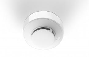 LUPUS – Rauchmelder V2    Der LUPUS Rauchmelder wird ebenfalls über Ihr LUPUS Alarmsystem eingerichtet und gesteuert und warnt Sie jederzeit zuverlässig bei Rauchentwicklung - auch wenn Sie nicht zu Hause sind. Der Rauchmelder ist batteriebetrieben und wird per Funk an die Alarmanlage angebunden. Daher kann er an jeder Wand oder Decke Ihrer Wahl einfach befestigt werden. Kabel zur Signalübertragung oder eine Stromversorgung per Netzteil sind nicht notwendig. Einfach den Rauchmelder über die Zentrale mit dem Alarmsystem verbinden und einrichten.
