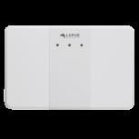 'LUPUS - Drahtloser Sensoreingang (9fach)Der LUPUS drahtloser Sensoreingang (9fach)Der LUPUS - drahtloser Sensoreingang (9fach) besitzt neun potentialfreie Kontakte fuer insgesamt 9 Meldegruppen oder einzelne Melder. Wird eine dieser Meldelinien ueberbrueckt (geschlossen), z.B. von einem bereits vorhandenen kabelgebundenem Tuerkontakt, einem Bewegungsmelder, einem BUS-System oderaehnlichem, wird Alarm ausgeloest. Es koennen auch mehrere Melder an eine Meldelinie angeschlossen werden. Im WebUI Ihrer Zentrale koennen Sie dann der Meldelinie einen Typ (z.B. Tuerkontakt oder Rauchmelder) zuweisen.  Das LUPUSEC ProduktuniversumUmfangreich erweiterbar - das LUPUSEC Produktuniversum:Fuer das SmartHome Alarmsystem ist ein umfangreiches Sortiment an Zubehoerartikeln verfuegbar. So koennen Sie Tuer- und Fenstersensoren, IP-Kameras, Bewegungsmelder, Tuersperrelemente, Rollladenrelais, Heizungssteuerungen uvm. mit wenigen Klicks mit Ihrer Smarthome-Alarmanlage verbunden werden und ueber die Zentrale automatisiert angesteuert werden.'