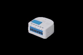 LUPUS 1 Kanal Relais mit ZigBee Repeater   Klein aber Smart!   Der smarte Schaltgehilfe für Zuhause: Das LUPUS 1 Kanal Relais mit ZigBee Repeater.  Das LUPUS 1 Kanal Relais mit ZigBee Repeater wird zur Aktivierung und Deaktivierung von Drittgeräten verwendet (Smart Home Funktionen). So können Sie zum Beispiel Lampen, Schalter, Ventile von Fussbodenheizungen oder Bewässerungen anschließen und so konfigurieren, dass das Relais bei einer Alarmierung / zeit- oder temperaturgesteuert aktiviert wird. Außerdem ist es möglich, das Relais von der Ferne beispielsweise mit Ihrem Smartphone zu aktivieren. Durch die kleinen Ausmaße, passt unser Unterputzrelais in fast jede Elektrodose hinter zB. Ihre Stromschalter. Diese können wiederum mit dem Relais verbunden werden, so dass die Schalter weiterhin verwendet werden können. Die eingebaute Repeaterfunktion verstärkt die Signale von maximal 40 in Reichweite befindlichen ZigBee-Geräten.     Einfach Smart! Die neue LUPUS-App   Vorhandene Verbraucher einfach automatisieren:  Der schlaue Schaltgehilfe macht Ihr Zuhause komfortabler, sicherer und auch sparsamer: Per Knopfdruck oder vollautomatisch unterbricht das Unterputzmodul die Stromzufuhr. So können Sie beispielsweise in Verbindung bin anderen Sensoren wie Temperaturfühlern oder Lichtsensoren im handumdrehen die Beschattung oder Fussbodenheizung, die Beleuchtung oder andere Verbraucher automatisieren.