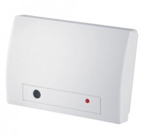 LUPUSEC - Glasbruchmelder  Der LUPUSEC Glasbruchmelder der LUPUSEC-XT Alarmanlage ist ein Sensor, der brechendes Glas sofort bemerkt und zuverlässig meldet. Der Glasbruchsensor wird dementsprechend in der Nähe von Scheiben und Fenstern installiert. Der Glasbruchmelder ist batteriebetrieben und steht innerhalb der Funkreichweite in Funkkontakt zur Alarmanlage. Kabel zur Signalübertragung oder eine Stromversorgung per Netzteil sind nicht notwendig. Es sollten pro abzusichernden Raum nur 1 LUPUSEC Glasbruchmelder installiert werden.