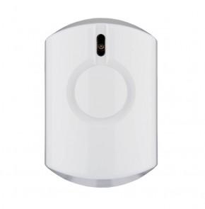 LUPUSEC - V2 Mini Innensirene   Lautstarke Abschreckung!     Lautstarke Abschreckung innerhalb des Gebäudes.  Mit dieser kompakten Funk-Innensirene (95 dB) erweitern Sie die akustische Reichweite Ihres Alarmsystems auf einfache Weise. Denn die Montage entfällt: das Gerät einfach mit dem integrierten Netzstecker in die Steckdose stecken – fertig. Auch bei einem Stromausfall sind sie mit dieser Sirene noch perfekt geschützt – der verbaute Notstrom Akku wird die Sirene noch ~15 Stunden mit Strom versorgen. Schützen Sie so zusätzliche Etagen oder entferntere Gebäudebereiche. Die Sirene signalisiert mit Tönen den Status Ihres Sicherheitssystems – scharf, unscharf oder teilscharf. Im Alarmfall hören Sie individuelle Alarmtöne für Einbruchs-, Panik-, Feuer- oder Wasseralarm. So wissen Sie unmittelbar, um welche Art Notfall es sich handelt und gewinnen wertvolle Zeit, um zu reagieren.