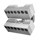 'LightDec® - IR Double - High End IR StrahlerHigh End IR-Strahler Made in Germany                              IR-LED-Spot 230 V/AC, 70 Watt, 850 nm ...                                                    ... fuer die verbundene Anwendung mit IR-tauglichen CCD- oder CMOS-Kameras der Videoueberwachungstechnik.                                                    Fuer adaptive Ausleuchtung der zu ueberwachenden Szene, einstellbar mittels 4-Achsen-Montagearm und individuell                          3-stufig einstellbarer Lichtverteilung von zehn der insgesamt vierzehn integrierten 5-Watt-HPL                                                    WICHTIG:                                                    Einstellung erfolgt quasi beruehrungslos (magnetisch)!                          Es besteht keine Notwendigkeit - und keine Moeglichkeit - das System zu oeffnen!                                                    Theoretisch einstellbare Variable: 59.049                                                    Technische Daten                                                    - 14 x HighPowerLED mit DamnColdCooling DCC und ChipTempControl CTC                          - Vandalproof (IK10)                          - Leitungsfuehrung und elektrischer Anschluss innerhalb des 4-Achsenwandarms                          - Tageslichtsensor integriert                                - integriertes Netzteil mit Powerfaktorkorrektur                          - Maximum der Emission infraroten Lichts: 850 nm                          - Ausbreitung des infraroten Lichtstrahls (Lieferform): 4 x 15 (v)x40 Grad(h) FIX und 10 x 30(v)x60 Grad(h)                          - Einstellbarkeit des infraroten Lichtstrahls: 10 x (individuell) 10(v)x10 Grad(h), 10 x 10(v)x40 Grad(h), 10 x 30(v)x60 Grad(h)                          - infrarote Lichtleistung brutto: ca. 15.670 mW sr 6,28 / Φ = ca.: 0,224                          - infrarote Lichtleistungnetto: ca. 13.711 mW sr 6,28 / Φ = ca.: 0,196                  