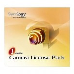 Synology- 1 Kameralizenz Bestpreis 27%