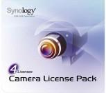 Synology 4 Kameralizenzen Bestpreis 27%