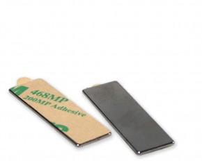 LUPUSEC Slimlinemagnet Diese Magnete können Sie benutzen, um vorhandene Magnete von LUPUSEC von Art.Nr 12002,12037 und 12038 zu ersetzen. Sie sind nur in einer Mindestmenge von 5 Stück zu erwerben und in Verbindung eines Kaufes einer Zentrale XT2 Plus, XT3, bzw. bei uns erworbenen Zentrale.Folgende verbesserte Anbringungsmöglichkeiten : Entfall des platzraubenden Magnetteiles welche bei Anbringung von Kontakt und Magnet min 3cm erfordert .Entfall des optisch nicht so gelungenen Magnetdesigns ( Befestigungslöcher ohne Blindkappen)Durch die Anbringung des Slimlinemagneten an die Stirnseiten von Fenstern und Türen und der Türkontakt selber auf dem Tür-Fensterrahmen montiert, sorgt für ein harmonisches Bild.Türkontakt plus Magnet nebeneinander in herkömmlicher Art > 30mm , mit Slimline 24 bis 25mm, der entscheidende Unterschied in den meisten Fenstermassen zwischen Fensterrahmen und Wand/Fensterbrett.Der Slimline Magnet muss 1.5-3mm gegenüber dem Magnetkennungsfläche am Türkontakt angebracht werden. Hierzu gibt es eine seperate Beschreibung als PDF bei Bestellung. Der Slimlinemagnet ist 4 cm lang und 1 cm breit und hat eine Höhe von 1mm. Vorher :Nachher :LUPUSEC ÖffnungsmelderBitte daran denken, die Magnete weren separat versendet und können leider nicht per Express geliefert werden.