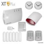 Das LUPUSEC XT2 Plus Einfamilenhaus Pack bestehend aus der 1 XT2 Plus Zentrale6 Türkontakten 1 Keypad V21 V2 Außensirene 1 Fernbedienung V22 Rauchmelder2 BewegungsmelderLUPUSEC-XT2. das neue Smart-Home Alarmsystem von LUPUS-Electronics.Zugriff jederzeit, überall!LUPUSEC-XT2 ist das neue Smart-Home Alarmsystem von LUPUS-Electronicseines der modernsten Systeme für Gebäudesicherheit und Smart Home-Steuerung. Die LUPUSEC - XT2 verwaltet bis zu 160 Gefahrenmelder / Hausautomationsmodule in zwei getrennt schaltbaren Alarmkreisen. Jeder Alarmkreis hat zusätzlich 4 getrennt schaltbare Zonen für maximale Flexibiltät. So können auch große Gebäude mit einem einfachen System schnell und kosteneffizient gegen Einbruch, Feuer, Gas und Wasser abgesichert werden.Einfache InstallationDas LUPUSEC-XT2 Smart-Home Alarmsystem ist schnell einzurichtenumständliches Anlernen der Sensoren über ein Tastaturfeld oder Signaltöne gehört der Vergangenheit an. Alle Sensoren tauchen sofort in der übersichtlichen Benutzeroberfläche Ihres Browsers auf und können mit wenigen Klicks konfiguriert werden. Das Video zeigt Ihnen die ersten Schritte:SmartHome ganz einfachFür umfangreiche Smart-Home Automatisierungsfunktionen sorgt eine flexible Funktionsbelegung der Melder:einfach zu bedienen und überall jederzeit zugriffsbereit - ganz einfach per Computer, Tablet oder Smartphone, über die revolutionär übersichtliche Benutzeroberfläche der LUPUSEC-XT2. Sie möchten unterwegs den Alarmstatus kontrollieren? Oder Alarmzonen einzeln an- oder ausschalten? Oder einfach nur kontrollieren, ob alle Türen und Fenster geschlossen sind? Kein Problem, ein Blick auf z.B. Ihr Smartphone genügt und Sie können in Ruhe weiter Ihren Tag genießen.Kontrollieren, steuern und einstellenAutomatisierungsfunktionen durch flexible Funktionsbelegung der MelderFür das LUPUSEC-XT2 Smart Home Alarmsystem ist eine große Anzahl von Alarm- und Homeautomationssensoren erhältlich. So können Sie Tür- und Fenstersensoren, Bewegungsmelder, Video