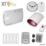 Das LUPUSEC XT2 Plus Sterpack Stuttgart Einfamilenhaus bestehend aus der 1 XT2 Plus Zentrale5 Türkontakten 1 Tagreader V2 mit 2 Chips1 V2 Außensirene 1 Panikknopf1 Rauchmelder1 Mini Innensirene1 PIR BewegungsmelderLUPUSEC-XT2. das neue Smart-Home Alarmsystem von LUPUS-Electronics.Zugriff jederzeit, überall!LUPUSEC-XT2 ist das neue Smart-Home Alarmsystem von LUPUS-Electronicseines der modernsten Systeme für Gebäudesicherheit und Smart Home-Steuerung. Die LUPUSEC - XT2 verwaltet bis zu 160 Gefahrenmelder / Hausautomationsmodule in zwei getrennt schaltbaren Alarmkreisen. Jeder Alarmkreis hat zusätzlich 4 getrennt schaltbare Zonen für maximale Flexibiltät. So können auch große Gebäude mit einem einfachen System schnell und kosteneffizient gegen Einbruch, Feuer, Gas und Wasser abgesichert werden.Einfache InstallationDas LUPUSEC-XT2 Smart-Home Alarmsystem ist schnell einzurichtenumständliches Anlernen der Sensoren über ein Tastaturfeld oder Signaltöne gehört der Vergangenheit an. Alle Sensoren tauchen sofort in der übersichtlichen Benutzeroberfläche Ihres Browsers auf und können mit wenigen Klicks konfiguriert werden. Das Video zeigt Ihnen die ersten Schritte:SmartHome ganz einfachFür umfangreiche Smart-Home Automatisierungsfunktionen sorgt eine flexible Funktionsbelegung der Melder:einfach zu bedienen und überall jederzeit zugriffsbereit - ganz einfach per Computer, Tablet oder Smartphone, über die revolutionär übersichtliche Benutzeroberfläche der LUPUSEC-XT2. Sie möchten unterwegs den Alarmstatus kontrollieren? Oder Alarmzonen einzeln an- oder ausschalten? Oder einfach nur kontrollieren, ob alle Türen und Fenster geschlossen sind? Kein Problem, ein Blick auf z.B. Ihr Smartphone genügt und Sie können in Ruhe weiter Ihren Tag genießen.Kontrollieren, steuern und einstellenAutomatisierungsfunktionen durch flexible Funktionsbelegung der MelderFür das LUPUSEC-XT2 Smart Home Alarmsystem ist eine große Anzahl von Alarm- und Homeautomationssensoren erhältlich. So können Sie Tür