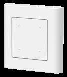 'LUPUSEC - Lichtschalter V2Integrieren Sie die Beleuchtung Ihrer Raeume!Smarte Beleuchtung! Ganz einfach mit dem LUPUSEC - Lichtschalter V2Der Lichtschalter ersetzt Ihren vorhandenen Lichtschalter und ermoeglich so zusaetzlich zur herkoemmlichen Bedienung eine Integration in das LUPUSEC Smarthome Alarmsystem. Sie koennen bis zu zwei Lampen (bzw. zwei Stromkreise) an den Lichtschalter V2 anschliessen und diese auch dimmen. Eine horizontale LED-Anzeige informiert ueber den aktuellen Dimmwert. Die linke Seite des Lichtschalters V2, dient als Dimmer fuer