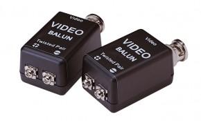Lupus Balun (Paar) zur Uebertragung einer Analog-Kamera