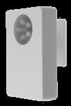 'LUPUSEC - Universal IR Fernbedienung fuer XT2 PlusLeichte Wandmontage moeglich!Automatisieren Sie Klimageraete, TV's oder VentilatorenDie LUPUSEC Universal IR Fernbedienung wird ueber die LUPUSEC-Alarmzentrale eingerichtet und gesteuert. Durch das Anlernen vorhandener Fernbedienungen koennen Sie zum Beispiel Ihre Klimaanlage, Luefter oder Garagentore automatisieren und von unterwegs steuern. Insgesamt koennen dabei fuenf Geraete mit je acht Befehlen angesprochen werden.  Das LUPUSEC ProduktuniversumUmfangreich erweiterbar - das LUPUSEC Produktuniversum:Fuer das SmartHome Alarmsystem ist ein umfangreiches Sortiment an Zubehoerartikeln verfuegbar. So koennen Sie Tuer- und Fenstersensoren, IP-Kameras, Bewegungsmelder, Tuersperrelemente, Rollladenrelais, Heizungssteuerungen uvm. mit wenigen Klicks mit Ihrer Smarthome-Alarmanlage verbunden werden und ueber die Zentrale automatisiert angesteuert werden. '