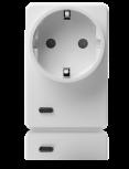 LUPUSEC - Funksteckdose mit Stromzaehler für XT2 Plus Bestpreis 27%