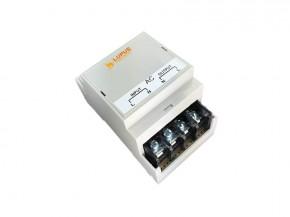 LUPUSEC - Hutschienenrelais DIN3    Klein aber Smart!     Der smarte Schaltgehilfe für Zuhause: Das Hutschienenrelais DIN3.  Das LUPUSEC - Hutschienenrelais DIN3 wird zur Aktivierung und Deaktivierung von Stromkreisen verwendet, die vom Elektrokasten ausgehend Endverbraucher versorgen. So können Sie zum Beispiel Lampen anschließen und so konfigurieren, dass das Relais bei einer Alarmierung / zeit- oder temperaturgesteuert aktiviert wird. Außerdem ist es möglich, das Relais von der Ferne beispielsweise mit Ihrem Smartphone zu aktivieren. Durch die einfache und unauffällige Montage auf der Hutschiene im Elektrokasten, können alle im Haus befindlichen Stromkreise zentral automatisiert werden.     Verbrauchsanzeige - einfach Smart!         Energieverbrauch und Kosten stets im Blick:  Der schlaue Schaltgehilfe macht Ihr Zuhause komfortabler, sicherer und auch sparsamer: Per Knopfdruck oder vollautomatisch unterbricht das Hutschienenrelais die Stromzufuhr und spart damit intelligent Energie und Kosten. Diese haben Sie stets im Blick, denn das Modul sendet den Verbrauch aller angeschlossenen Geräte an die Zentrale. Hier sehen Sie den aktuellen Verbrauch, sowie eine Hochrechnung der Kosten für die Woche, den Monat oder das Jahr.