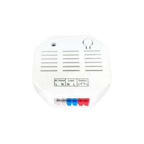 LUPUSEC - V2 Unterputzrelais mit Stromzähler       Klein aber Smart!     Der smarte Schaltgehilfe für Zuhause: Das Unterputzrelais mit Stromzähler V2.  Das LUPUSEC - Unterputzrelais mit Stromzähler V2 wird zur Aktivierung und Deaktivierung von Drittgeräten verwendet (Smart Home Funktionen). So können Sie zum Beispiel Lampen anschließen und so konfigurieren, dass das Relais bei einer Alarmierung / zeit- oder temperaturgesteuert aktiviert wird. Außerdem ist es möglich, das Relais von der Ferne beispielsweise mit Ihrem Smartphone zu aktivieren. Durch die kleinen Ausmaße, passt unser Unterputzrelais in fast jede Elektrodose hinter zB. Ihre Stromschalter. Diese können wiederum mit dem Relais verbunden werden, so dass die Schalter weiterhin verwendet werden können.     Verbrauchsanzeige - einfach Smart!   Energieverbrauch und Kosten stets im Blick:  Der schlaue Schaltgehilfe macht Ihr Zuhause komfortabler, sicherer und auch sparsamer: Per Knopfdruck oder vollautomatisch unterbricht das Unterputzmodul die Stromzufuhr und spart damit intelligent Energie und Kosten. Diese haben Sie stets im Blick, denn das Modul sendet den Verbrauch aller angeschlossenen Geräte an die Zentrale. Hier sehen Sie den aktuellen Verbrauch, sowie eine Hochrechnung der Kosten für die Woche, den Monat oder das Jahr.