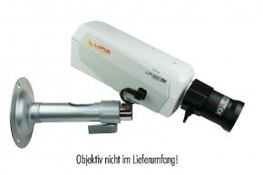 LUPUSNET HD - LE923     Maximale Details, auch bei Dunkelheit     Die neue 2 Megapixel LUPUSNET HD - LE923 Kamera wird den höchsten professionellen Anforderungen gerecht  Ihre hervorragende Ausstattung verbunden mit der vergleichsweise günstigen Preisstruktur und Ihrem geringen Installationsaufwand macht sie zu einem unschlagbaren Verbündeten für jeden Anforderungskatalog. Der zwei Megapixel Sensor liefert höchste Auflösungen in FullHD mit bis zu 1920x1280 Pixel bei 30 Bildern pro Sek. Durch den integrierten IR-Cut Filter lässt sie sich mit handelsüblichen IR-Strahlern kombinieren und ist so im Stande auch bei Nacht schärfste, hochauflösende Bilder zu liefern. Zudem sorgen die leistungsstarke H.264-Komprimierung, Stromversorgung direkt über das Netzwerkkabel (PoE), 3GPP Live-Streaming u.v.a.m. für hervorragende Übertragungsleistungen in jedem Netzwerk.     Das IP-Kamera Einstellungen-Menü       Schnell einzurichten, einfach zu bedienen  Das für diese IP-Kameraserie entwicklete Einstellungenmenü, soll den Benutzer einfach und intuitiv durch die Funktionen der Kamera führen. Sollten Sie dennoch Fragen haben, zögern Sie nicht uns anzurufen !             Einstellungen: Bewegungserkennung       Die neuartige LUPUSNET HD Bewegungserkennungsfunktion  Unsere IP-Kameraserie hat eine neuartige Bewegungserkennungsfunktion, die die Anzahl von Fehlalarmen drastisch reduziert. So kann erst dann Alarm ausgelöst und aufgezeichnet werden, wenn sich ein Objekt über eine einstellbare Dauer vor der Kamera bewegt. Hierzu können Sie eine Sensitivität (0-10), die Intensität (0-10) sowie eine Zeit in Sekunden (3-10) angeben. Erst wenn sich das Objekt, wie hier im Beispiel, 3 Sekunden lang bewegt und einen Bewegungsausschlag über der angegebenen Intensität (rote Linie) auslöst, wird Alarm gegeben bzw. aufgezeichnet.                 All in One       Unsere Produkte schnüren Ihnen ein umfassendes Sicherheitspaket  Immer informiert: über die kostenlose APP sind Sie jederzeit informiert. Stelle
