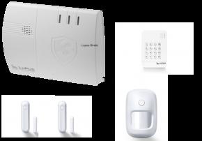 Auflistung der beinhalteten Komponenten, massgebend fuer PaketinhaltÜbersichtsbild kann ältere Produkte anzeigen BildAnzahlArtikelKurzinfo1LUPUSEC - XT3 Zentrale so günstig wie noch nie  EN-50131-1 Grad 2 konform: bis zu 1500€ vom Staat! Für max. 480 Sensoren in 2 Areas, 2G GSM Modul Die Zentrale verknüpft alle Ihre Geräte: ob Heizkörperthermostate, Rauchmelder, Rollladensteuerung, etc. Dynamische Programmierung der Sensoraktionen Datenverschlüsselung zum Schutz Ihrer Daten (SSL v3 256bit) Zugriff via Browser oder kostenfreier Android-/iOS-APP Modernes, ansprechendes Design mit intuitiv bedienbarer Benutzeroberfläche kostenfreie Software-Updates  1LUPUSEC - V2 Keypad  Das Funk-Keypad ermöglicht das Scharf- / Unscharfschalten Ihrer Alarmanlage Rollierendes Funkverschlüsselungsverfahren Hintergrundbeleuchtung Funktionssteuerung Sabotagekontakt ca. 2 Jahre Batterie-Lebensdauer Nur kompatibel mit: XT1 Plus, XT2, XT2 Plus, XT3  2LUPUSEC - Fenster-Türkontakt V2 weiss  Hochwertiger Magnetkontakt Kleines, modernes Gehäuse Sabotageerkennung Funkübertragung Statusübertragung Meldet sicher den Status von Fenster oder Türen ca. 5 Jahre Batterie-Lebensdauer Alarmierung im Alarmfall über die Zentrale via. SMS, (Telefonanruf), E-Mail und Contact-ID   1LUPUSEC - V2 Bewegungsmelder PIR  Meldet zuverlässig alle sich bewegenden Objekte anhand von Wärmestrahlung Funkverbindung (ca. 30-100 Meter Reichweite) Kleines, modernes Gehäuse Sabotageerkennung  Statusübertragung Alarmierung im Alarmfall über die Zentrale via. SMS, (Telefonanruf), E-Mail und Contact-ID
